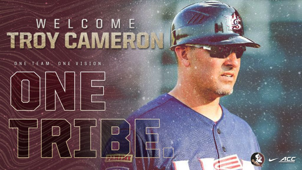 Troy Cameron Joins Softball Staff As Assistant Coach