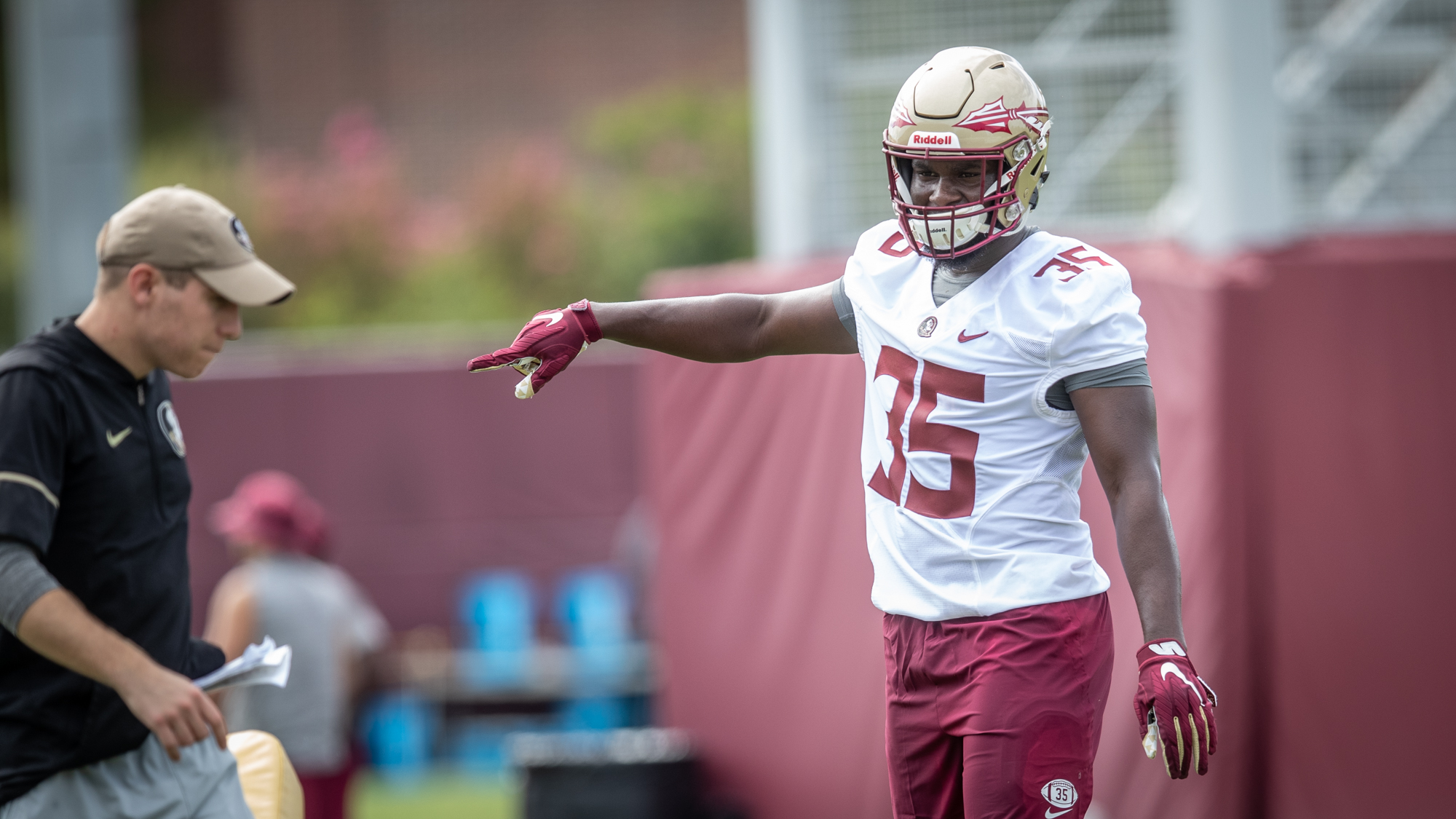 Fall Camp Day One: Photos
