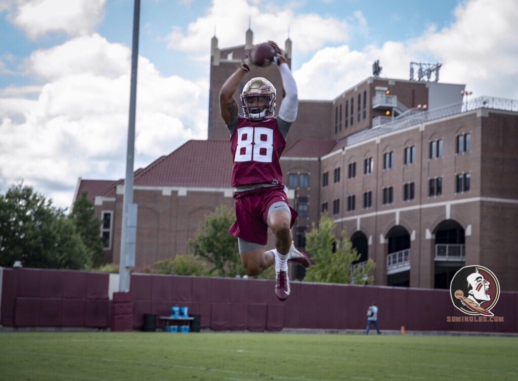 📷: Fall Camp Day 2