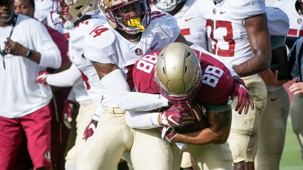 Practice Report: Running Game Gets In Gear On First Day In Full Pads