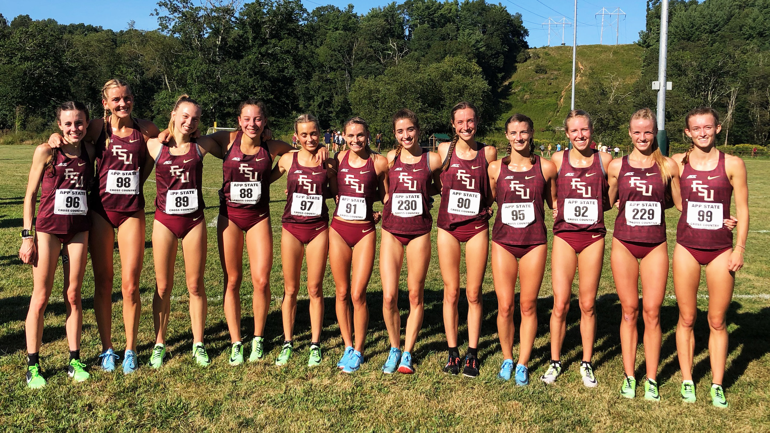 Noles Cruise To Third Consecutive Covered Bridge Sweep
