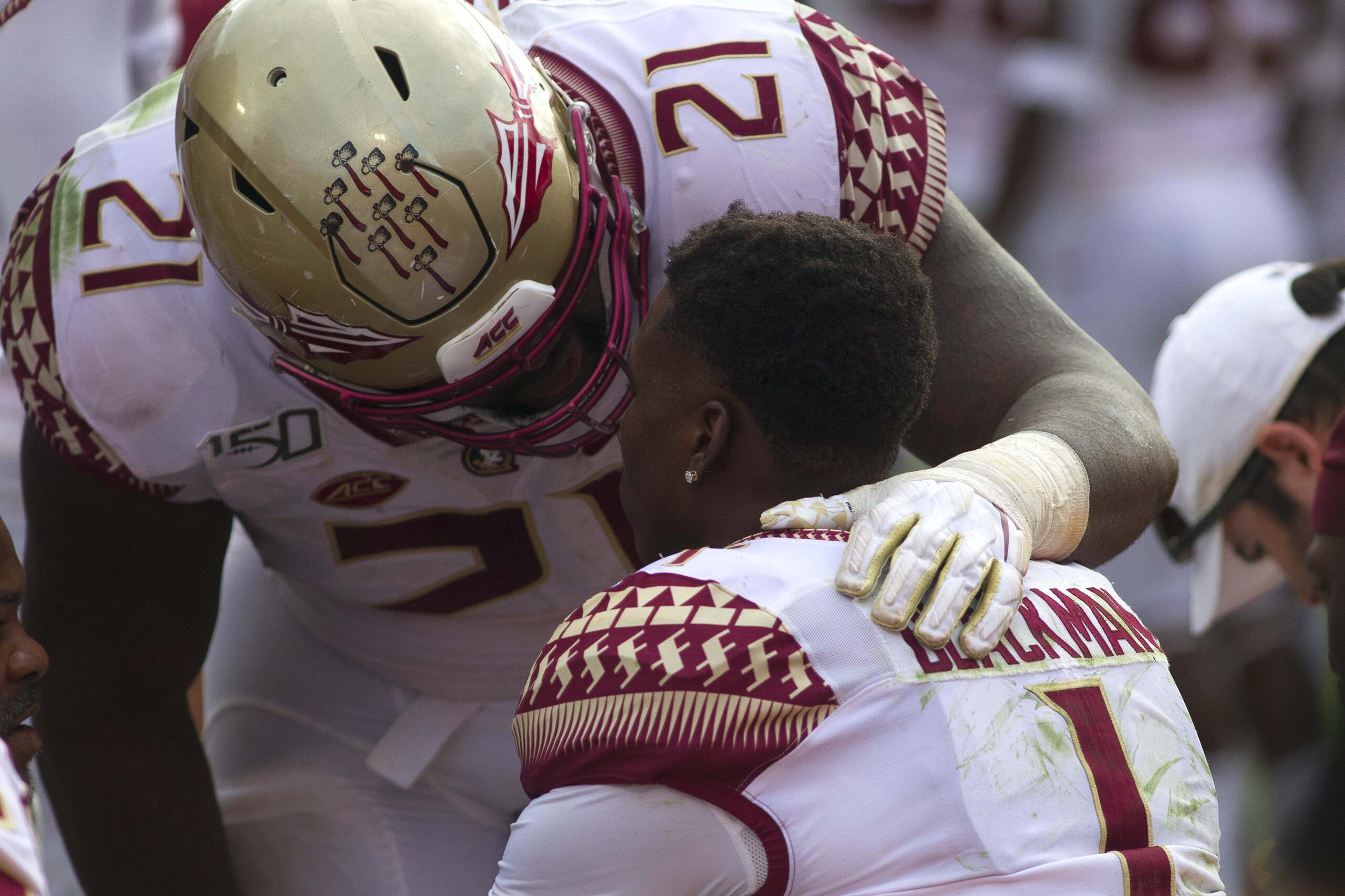 Wilson Determined To Keep Noles On Track
