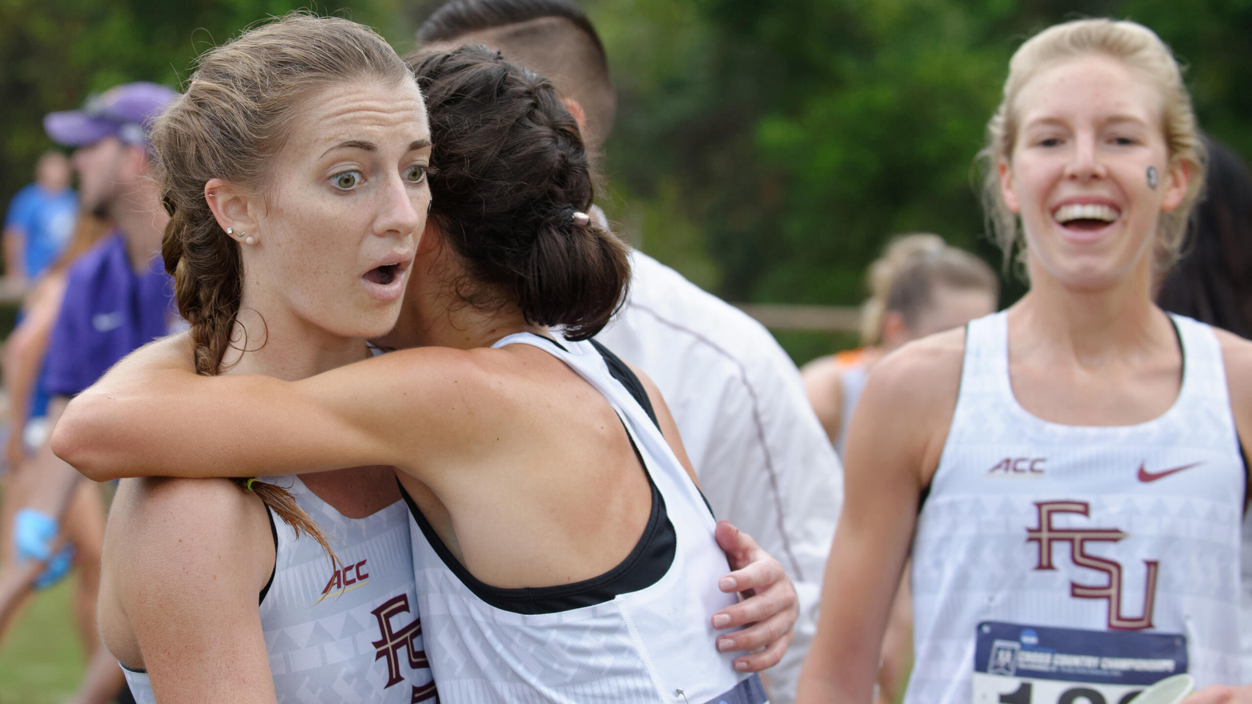 Mooney, Stafford Know Their Way To NCAA Championships