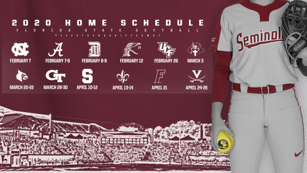 Calendar Fsu 2021 Florida State Seminoles | Official Athletic Site | FSU Softball