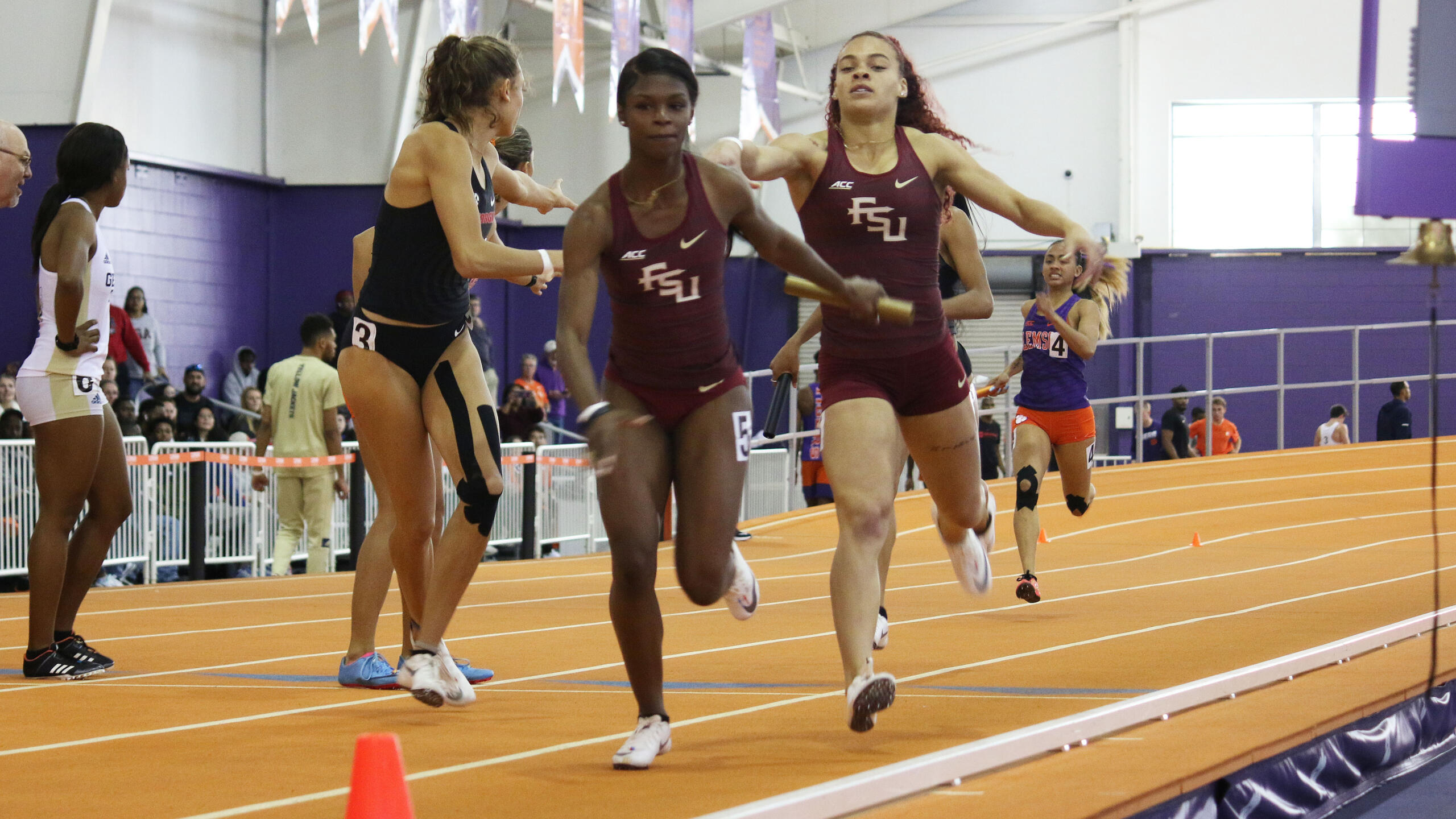 Parker Soars Into NCAA Picture On Final Day