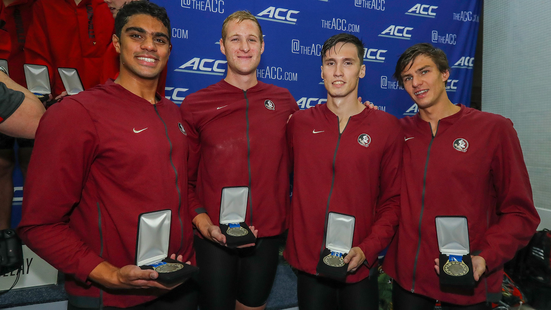 Noles Smash Records, Win Medals 🥈🥉on Opening Night of ACCs