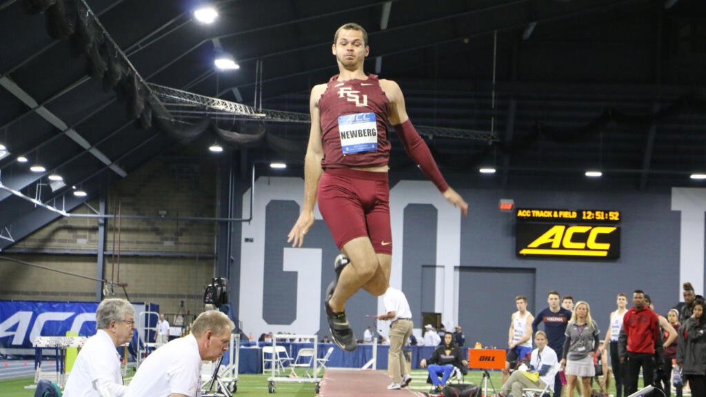 Maffo's Weight Throw Bomb Highlights ACC Day 1