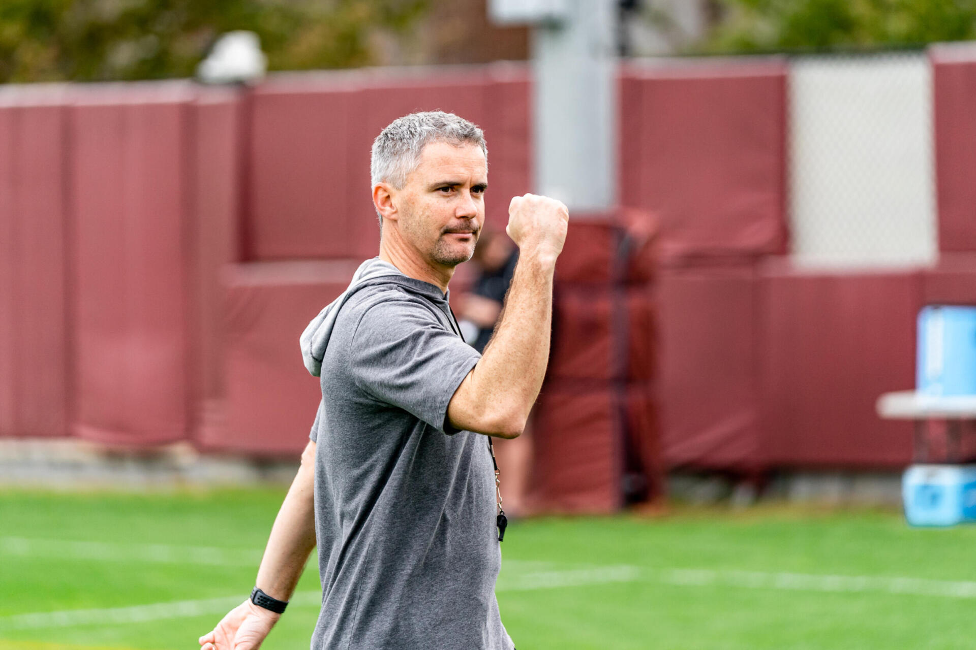Norvell, Staff Press On In New Recruiting World