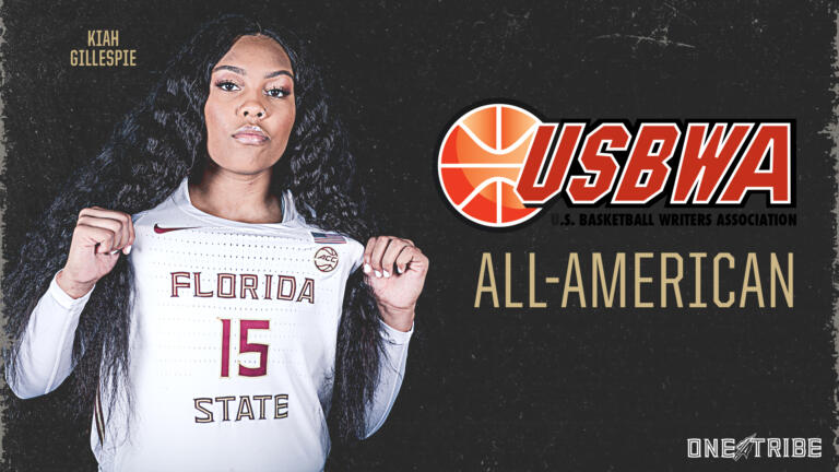 Gillespie Named USBWA All-American