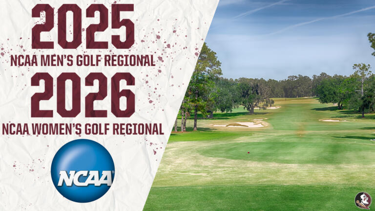 Golf Programs Awarded NCAA Regionals in 2025 and 2026