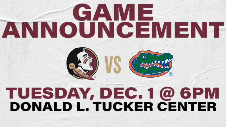FLORIDA STATE-FLORIDA GAME RESCHEDULED FOR TUESDAY, DEC. 1