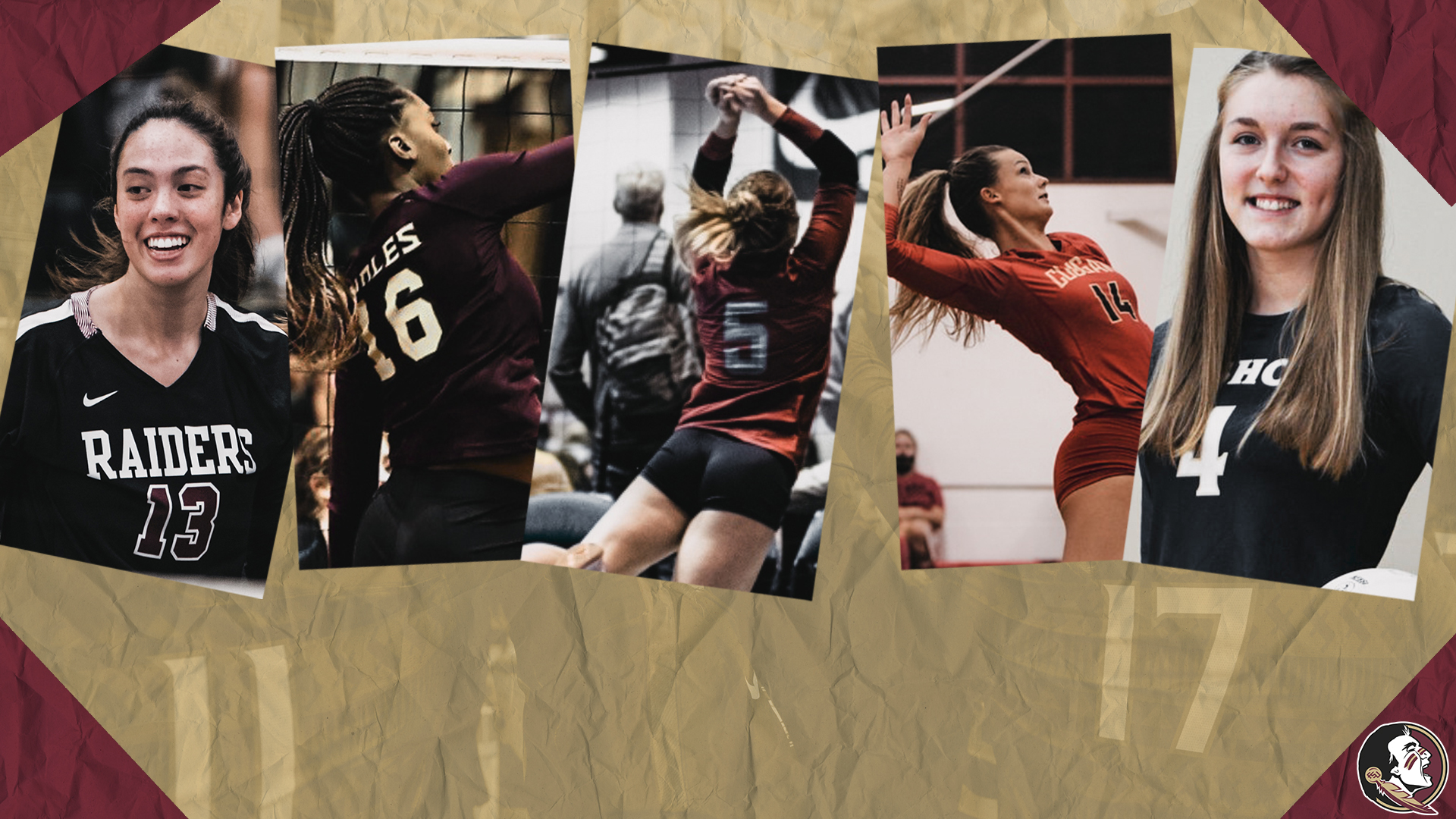 Florida State Volleyball Announces Talented 2021 Class